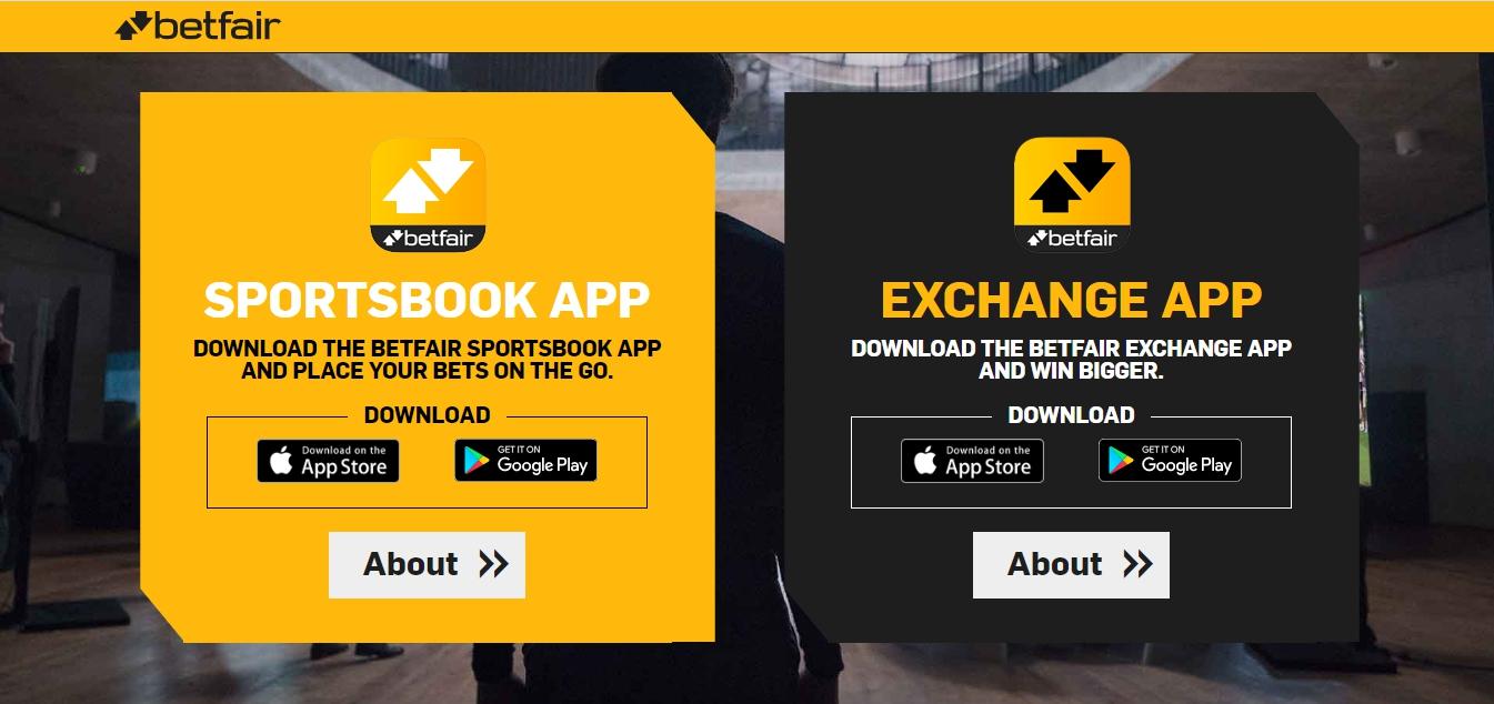 Betfair free mobile version